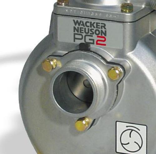 Wacker Neuson 2 inch Dewatering Pump w/Honda Engine PG2A 0007658