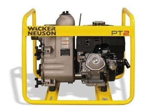 "Wacker Neuson PT2A 2"" Trash Pump w/Honda Engine"