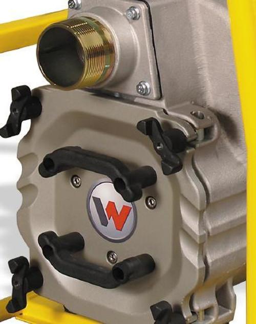 Wacker Neuson 2 inch Trash Pump w/Honda Engine PT2A 0009092