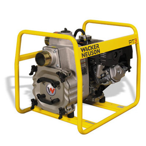 "Wacker Neuson PT3A 3"" Trash Pump w/Honda Engine"