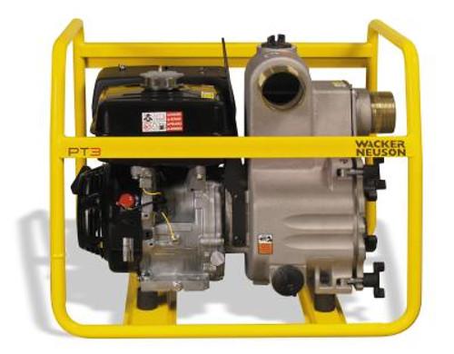 Wacker Neuson 3 inch Trash Pump w/Honda Engine PT3A 0009098