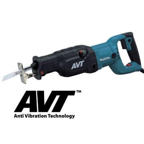 Makita 15 Amp Reciprocating Saw with Anti-Vibration Technology JR3070CT