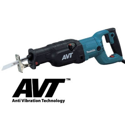 Makita 15 Amp Reciprocating Saw with Anti-Vibration Technology JR3070CT