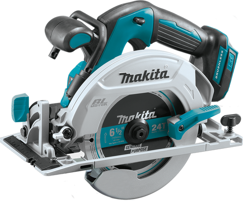 "Makita 18v LXT Lithium-Ion Brushless Cordless 6-1/2"" Circular Saw (Tool Only) XSH03Z"