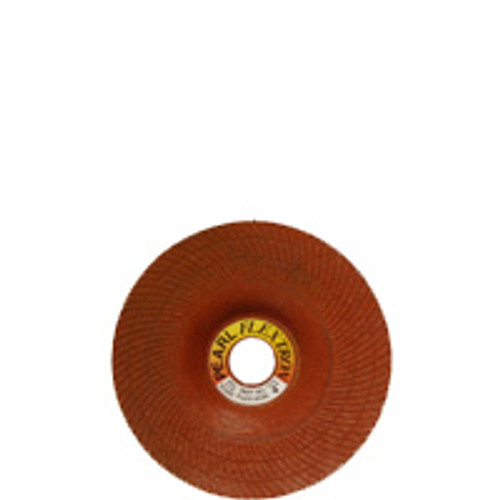 Pearl Abrasive T-27 SRT Contaminant Free Flexible Grinding Wheels for Metal and Stainless Steel 10ct Case SRT36, SRT46, SRT60, SRT80 or SRT120 Grit 7 x 1/8 x 7/8 FLEX7036, FLEX7046, FLEX7060, FLEX7080, FLEX7120