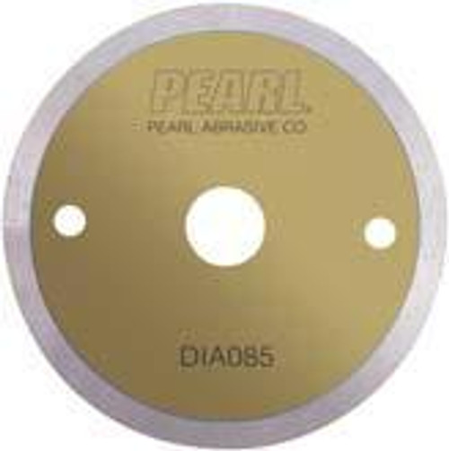 Pearl Abrasive P5 Diamond Blade for Tile General Purpose 3 3/8 x 15mm DIA085