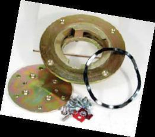 Pearl Abrasive Hexpin Floor Preparation System Superclutch for Hexplates, Superclutch Only HEX1CLUTCH