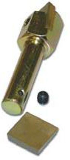 Pearl Abrasive Hexpin Floor Preparation System Carbide Holder Hexpin Attachment w/Carbide Chip #1 and Screw HEX1CARB