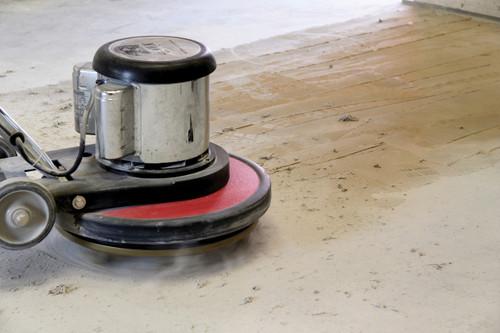 Pearl Abrasive Hexpin Floor Preparation System Diamond Scrape & Grind Hexpin Attachment Complete w/Holder HEX1EZPAD-MFD
