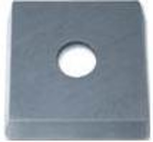Pearl Abrasive Carbide Aggressive Chip #3 Replacement Hexpin Attachment w/Screw Hole HEX3CHIP