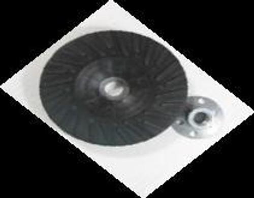 Pearl Abrasive Spiral Faced Backup Pad for Fiber Disc 5 x 5/8-11 Center Nut BP5058S
