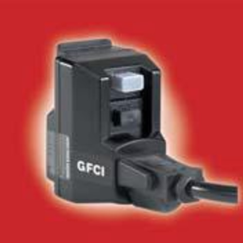 INCLUDED- GFCI, Ground Fault Circuit Interrupter, Eliminates Shock Hazard.