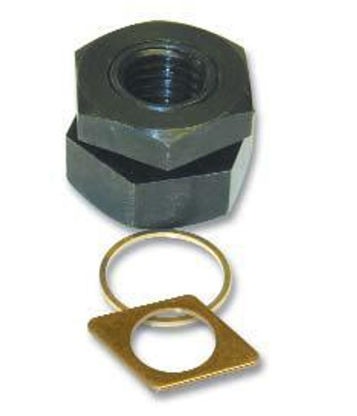 Pearl Abrasive Diamond Blade Adapter Left Threaded (1/4 inch Shoulder) 7/8 to 5/8-11 DAD5811L