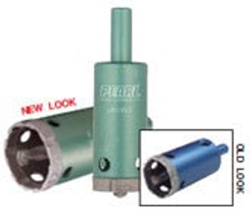 Pearl Abrasive P4 Core Bit for Tile and Marble Dry 1 x 2 1/4 x 3/8 HB100L2