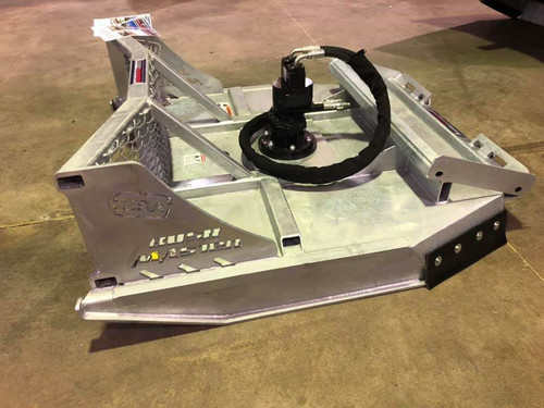 Bushmaster 5' Rotary Cutter Slasher Skid Steer Attachment SL-501