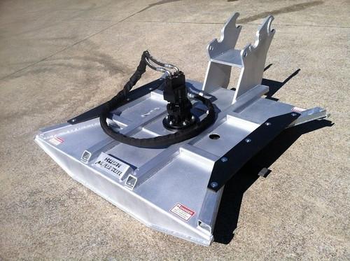 "Bushmaster 60"" Mini Excavator Rotary Cutter MX501-60SL"