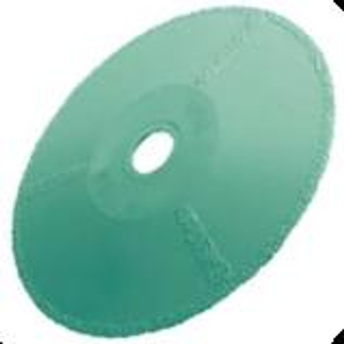 Pearl Abrasive P4 Diamond Contour Blade for Granite and Marble 6 x .100 x 7/8, DIA- 5/8 Adapter LWC06B