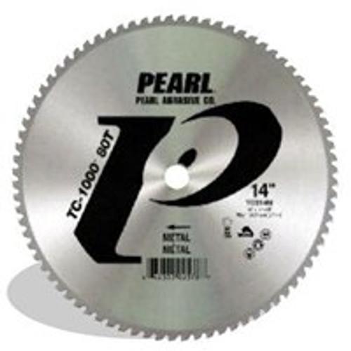 Pearl Abrasives TC-1000 Titanium Carbide Tip Abrasive Blade 50 Teeth 8 x 5/8 TC008M