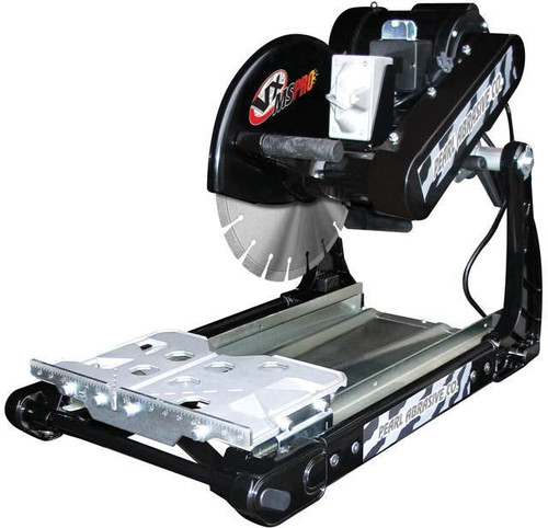 Pearl Abrasive Masonry Brick Saw 14 inches w/Heavy Duty 2 HP Induction Motor VX141MSPRO
