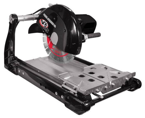 Pearl Abrasive Masonry Brick Saw 14 inches w/3 HP Motor VX141MS