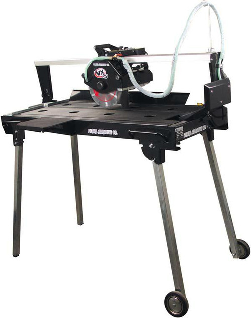 Pearl Abrasive Rail Saw 10 inches 1 1/2 HP VX10RS