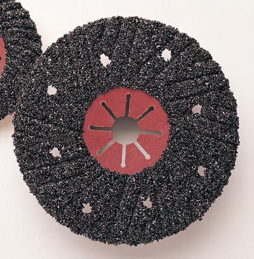 Pearl Abrasive Concrete/Stone Silicon Carbide Turbo Cut Disc 5 x 7/8 25 ct Case FSP5016