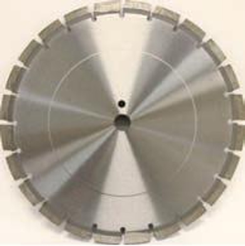 Pearl Abrasive Professional Wet Segmented Concrete Blade in Medium or Soft Bond 16 x .145 x 1 LW1615CPM, LW1615CPS