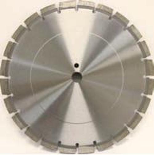 Pearl Abrasive Professional Wet Segmented Concrete Blade in Medium or Soft Bond 24 x .125 x 1 LW2412CPM, LW2412CPS