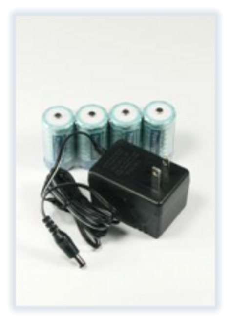 Pro Shot Laser NiMh Rechargeable Laser Battery Kit (US & CANADA  AS2, L4.7, ALPHA) 500-0250M