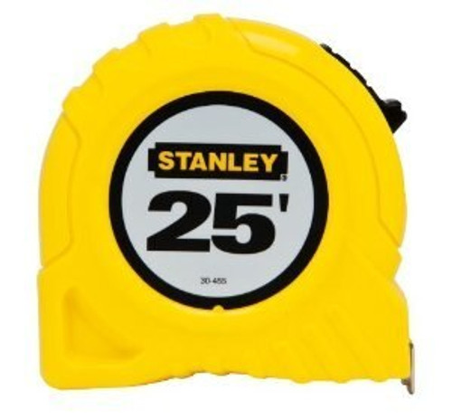 Stanley 25' Tape Measure
