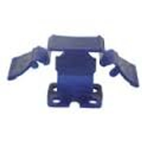 """Tuscan Blue SeamClip 1/32"""" Tile Spacer for 1/4"""" to less than 3/8"""" Tile 150 ct Box TSC150B"""