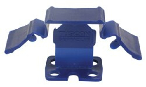 "Tuscan Blue SeamClip 1/32"" Tile Spacer for 1/4"" to less than 3/8"" Tile 500 ct Box TSC500B"