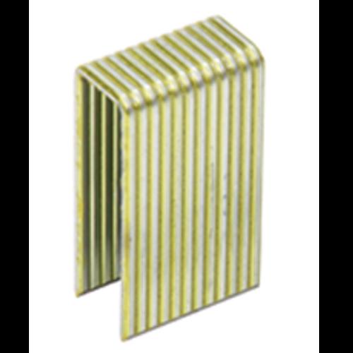 "2"" 15.5 ga 1/2"" Medium Crown Flooring Staples 10,000 ct Box GRBCS1516"