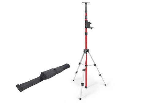 Extendable Pole w/ Tripod & Bracket