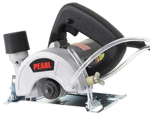 "Pearl Abrasive 5"" Wet/Dry Hand Held Tile Saw VX5WV"