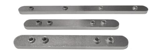 Pearl Abrasive Rail Connectors for VX5WV Tile Saw Rails VX5RCON