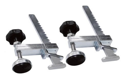 Pearl Abrasive Quick Adjust Rail Clamps for VX5WV Guide Rails VX5FC.