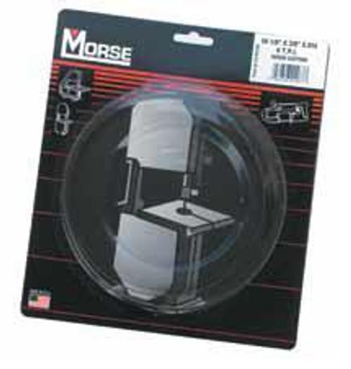 "MK Morse Band Saw Blade 59-1/2"" x 1/4"" x .014"" x 14 Tpi ZCDB14"