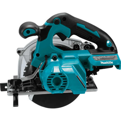 "Makita 18v LXT Lithium‑Ion Brushless Cordless 5‑7/8"" Metal Cutting Saw w/Electric Brake & Chip Collector (Tool Only) XSC04Z"