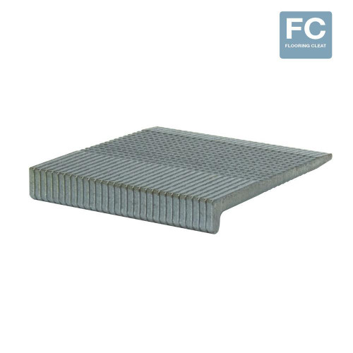 "Grip Rite 1-1/2"" L Style Floor Cleat Nails 1,000 ct Box GRFLN200"