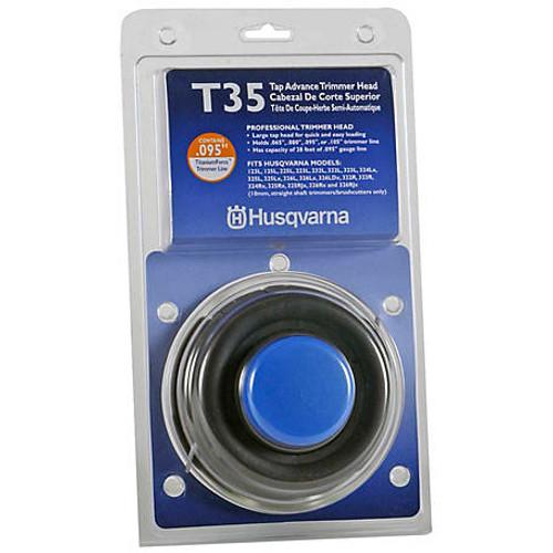 Husqvarna T35 Tap Universal Trimmer Head