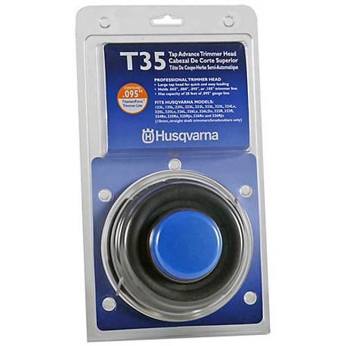 Husqvarna T35 Tap Universal Trimmer Head