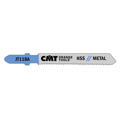 CMT High Speed Steel Metal Cutting Jig Saw Blade