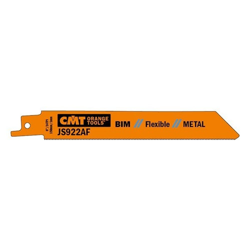 CMT Bi-Metal Flexible Metal Cutting Reciprocating Saw Blade