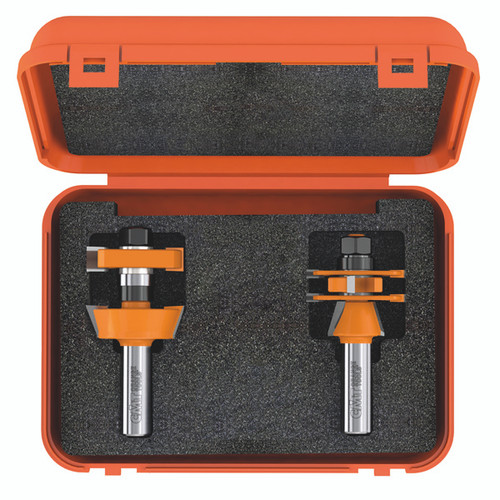 CMT Adjustable Shaker Router Bit Set