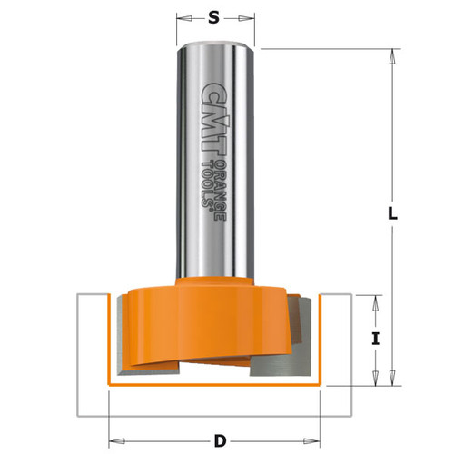CMT Mortising Router Bit