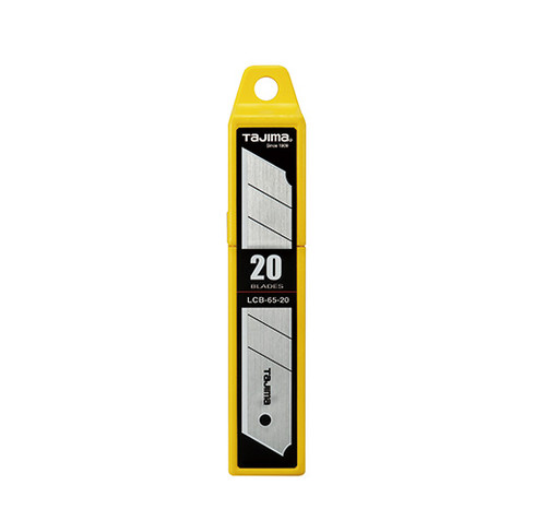 "Tajima Rock Hard Blade™ 1"" Replacement Blade 20 pack"