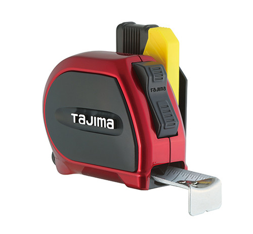 Tajima Sigma Stop™ & Safety Belt Holder™ Tape Measure Kit
