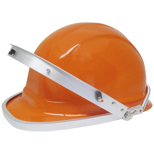 E21 Series Aluminum Face Shield Bracket for Hard Hat (hard hat not included)