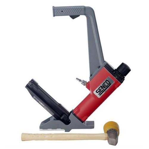 "Senco SHFS200 2"" 15.5GA Flooring Stapler w/Mallet"